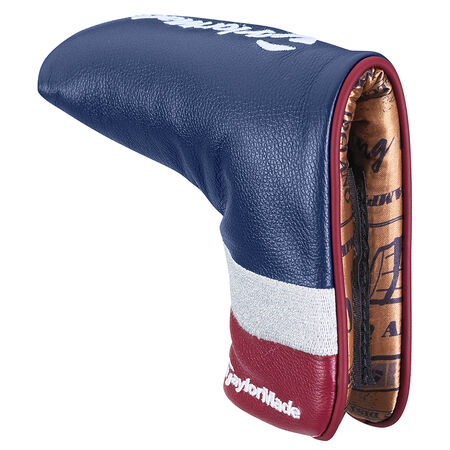 British Open Putter Headcover