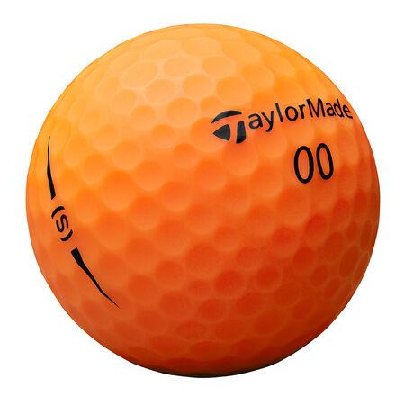 Project (s) Matte Orange Golf Balls
