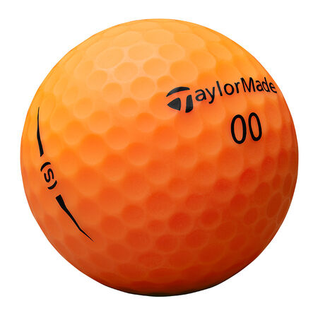 Balles Project (s) Matte Orange Golf Balls