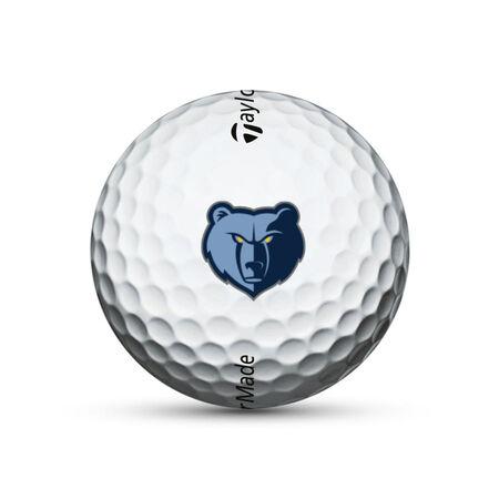 Memphis Grizzlies TP5 Golf Balls