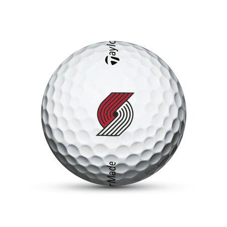 Portland Trailblazers TP5x Golf Balls