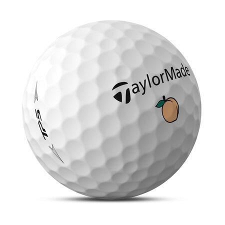 TP5 Peach Golf Ball