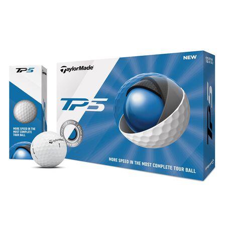 Balles de golf personnalisées TP5