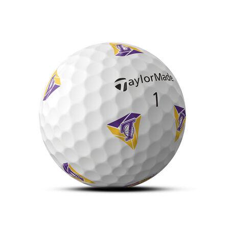 Balles de golf TP5 Pix Los Angeles Lakers