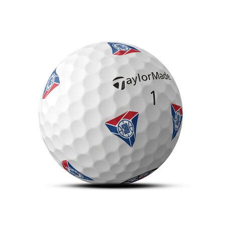 Balles de golf TP5 Pix LA Clippers