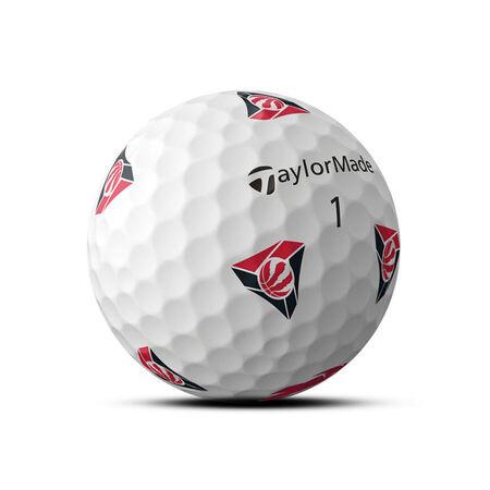 Balles de golf TP5 Pix Toronto Raptors