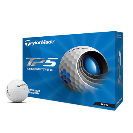 Balles TP5 Golf Balls
