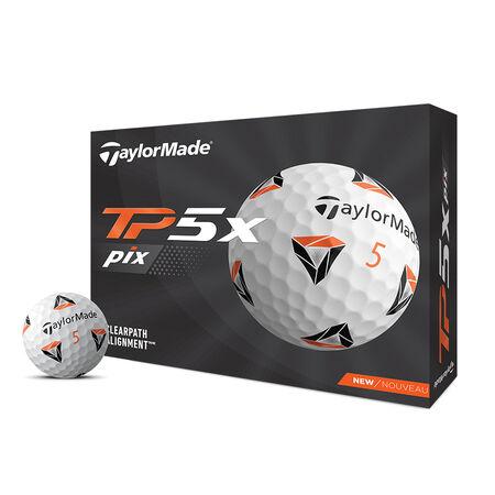 Balles de golf TP5x pix