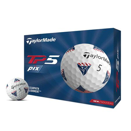 TP5 pix USA Golf Balls