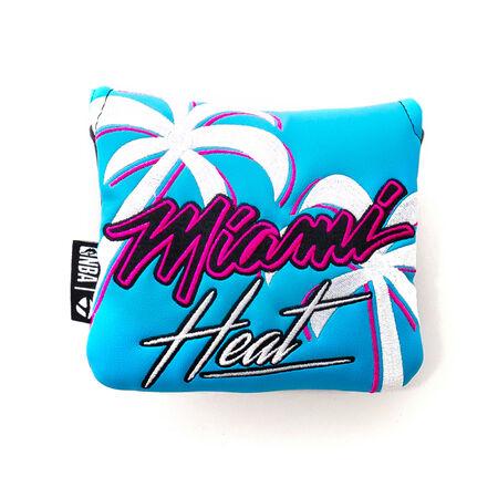 Miami Heat Spider Headcover