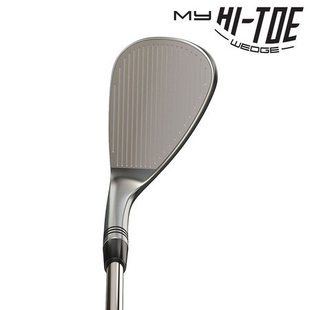 MyHi-Toe Wedge Chrome