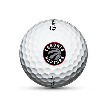 Toronto Raptors TP5x Golf Balls