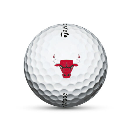 Chicago Bulls TP5 Golf Balls