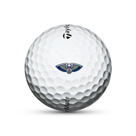 New Orleans Pelicans TP5 Golf Balls