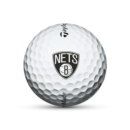 Brooklyn Nets TP5x Golf Balls