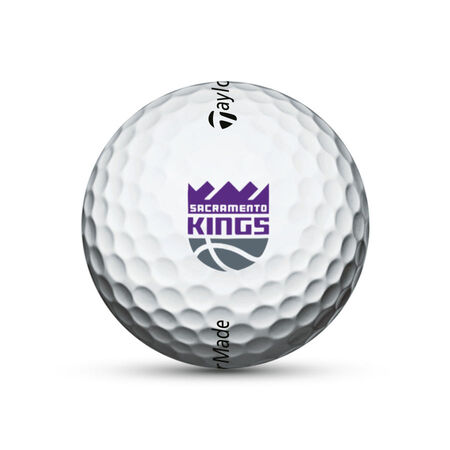Sacramento Kings TP5x Golf Balls