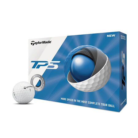 Atlanta Hawks TP5 Golf Balls