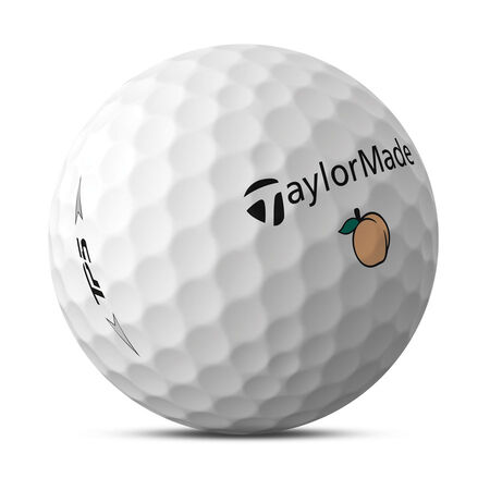 TP5 Peach Golf Ball