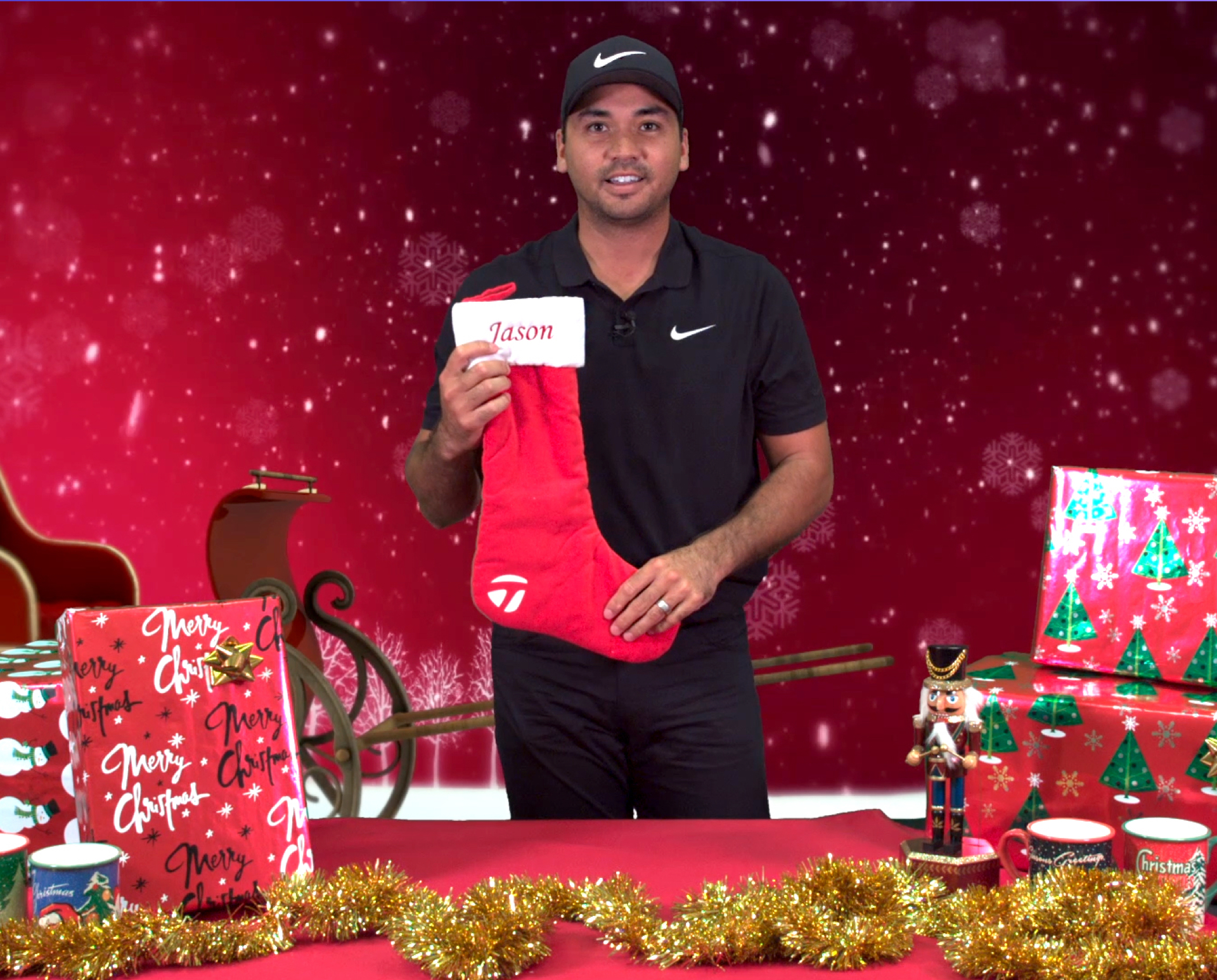Jason Day Stocking