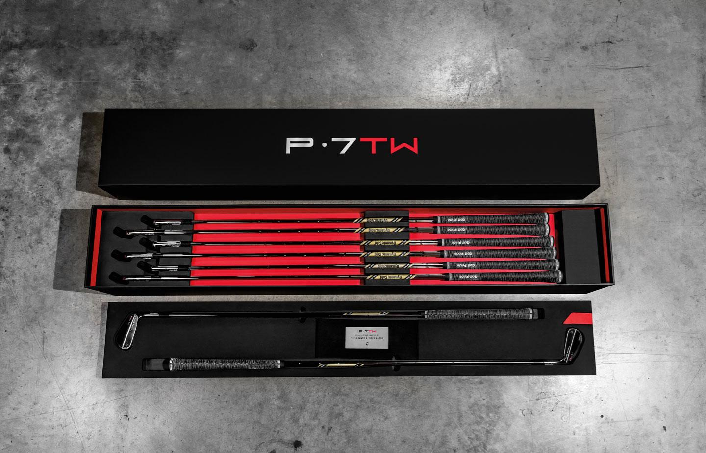 Emballage du P7TW