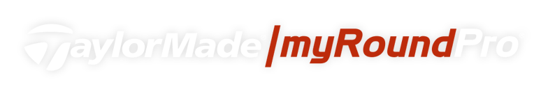 Logo TaylorMade myRoundPro