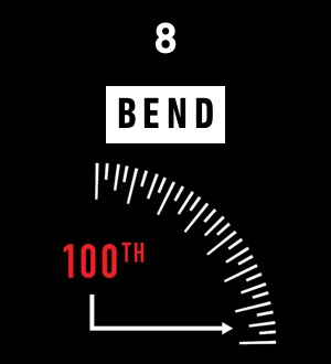 Bend Icon