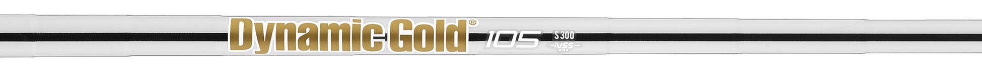 True Temper Dynamic Gold 105 VSS