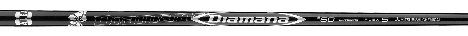 Mitsubishi Diamana S Limited 60