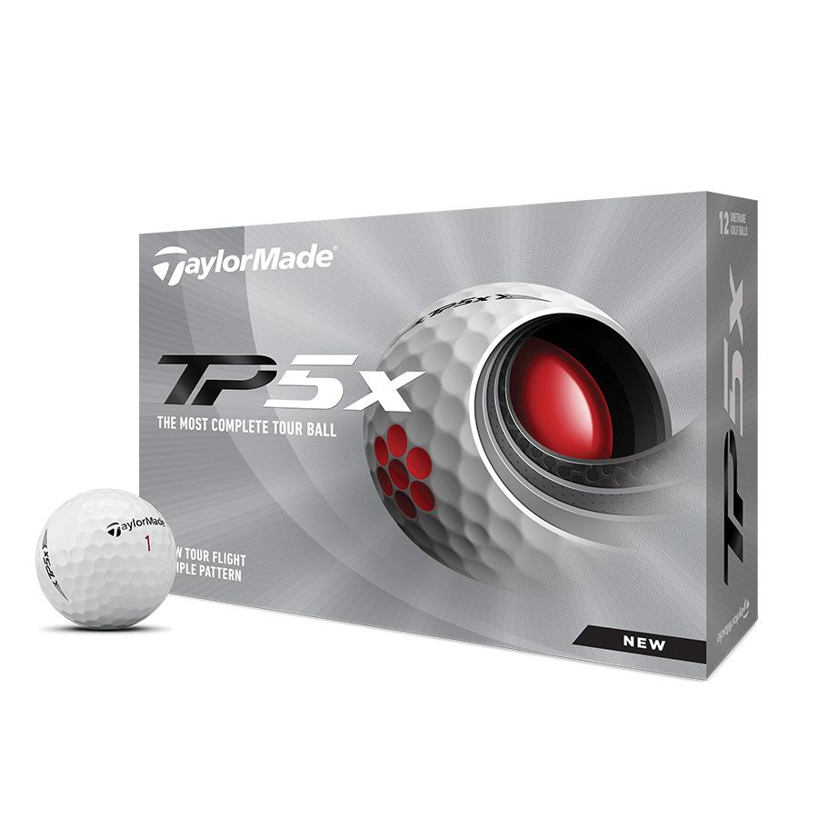 Balles de golf personnalisées TP5x
