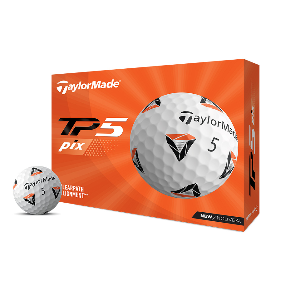 Balles de golf TP5 pix